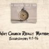why-church-really-matters